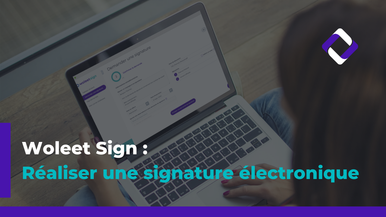 Signer un document en ligne
