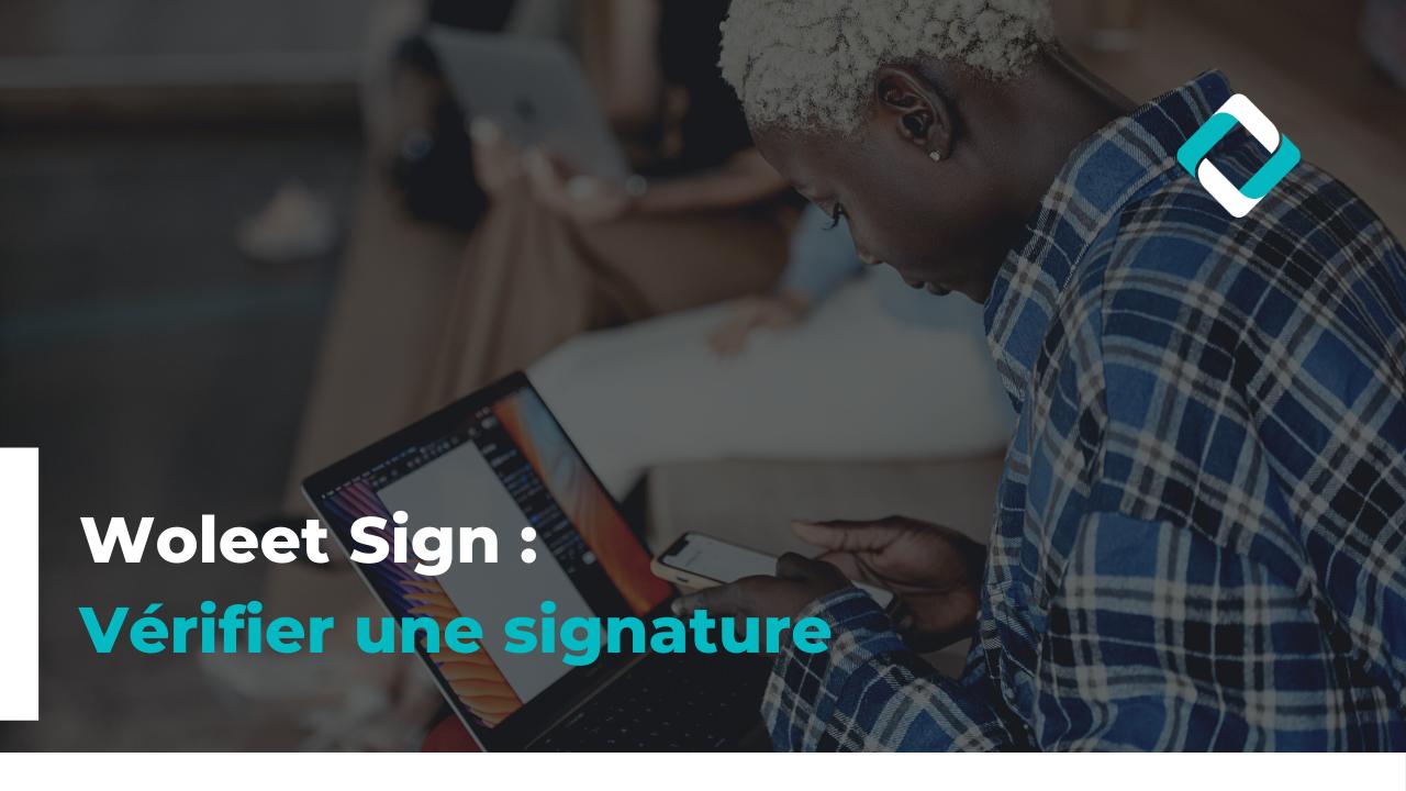 Vérifier une signature