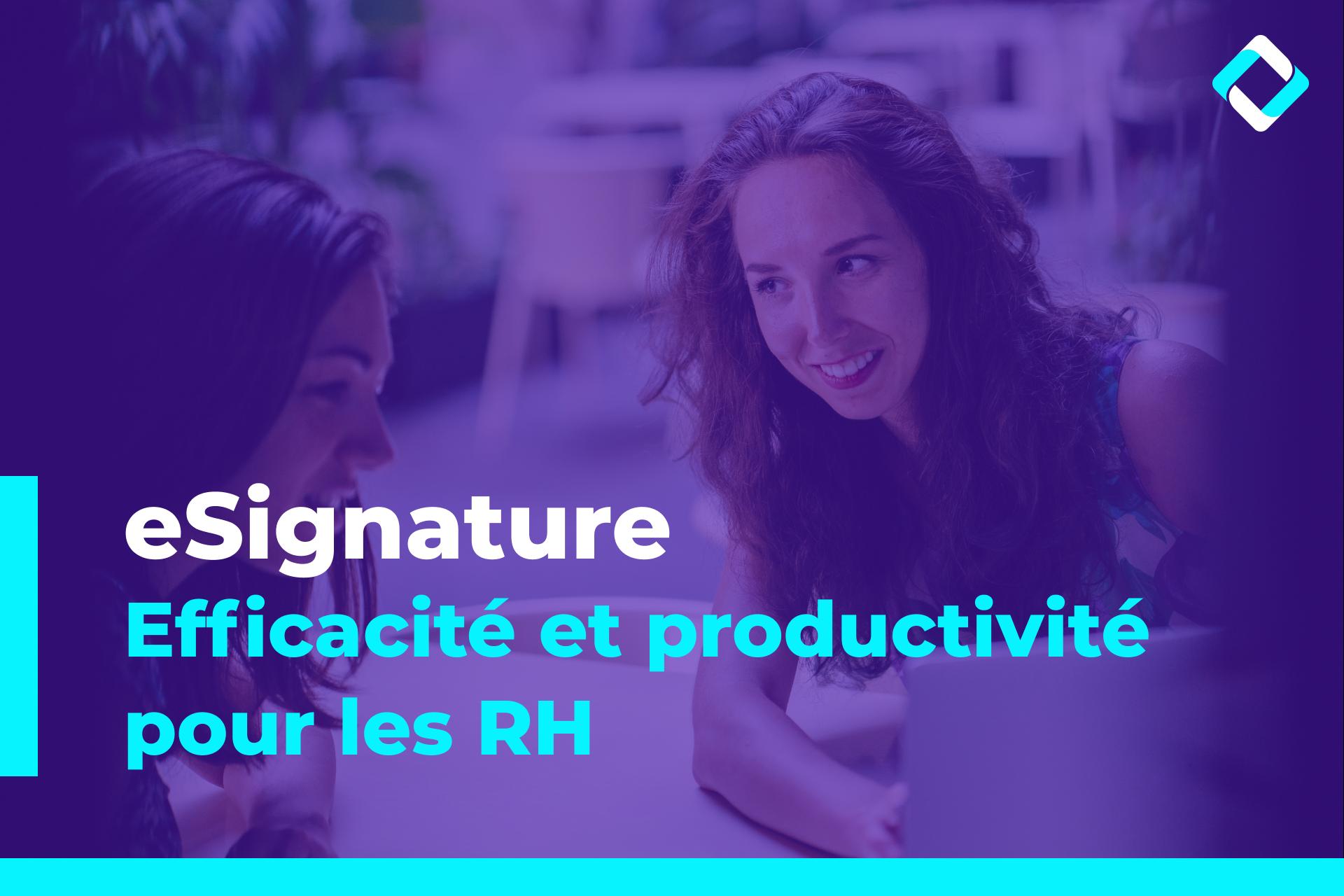 Efficacité et productivité des équipes RH