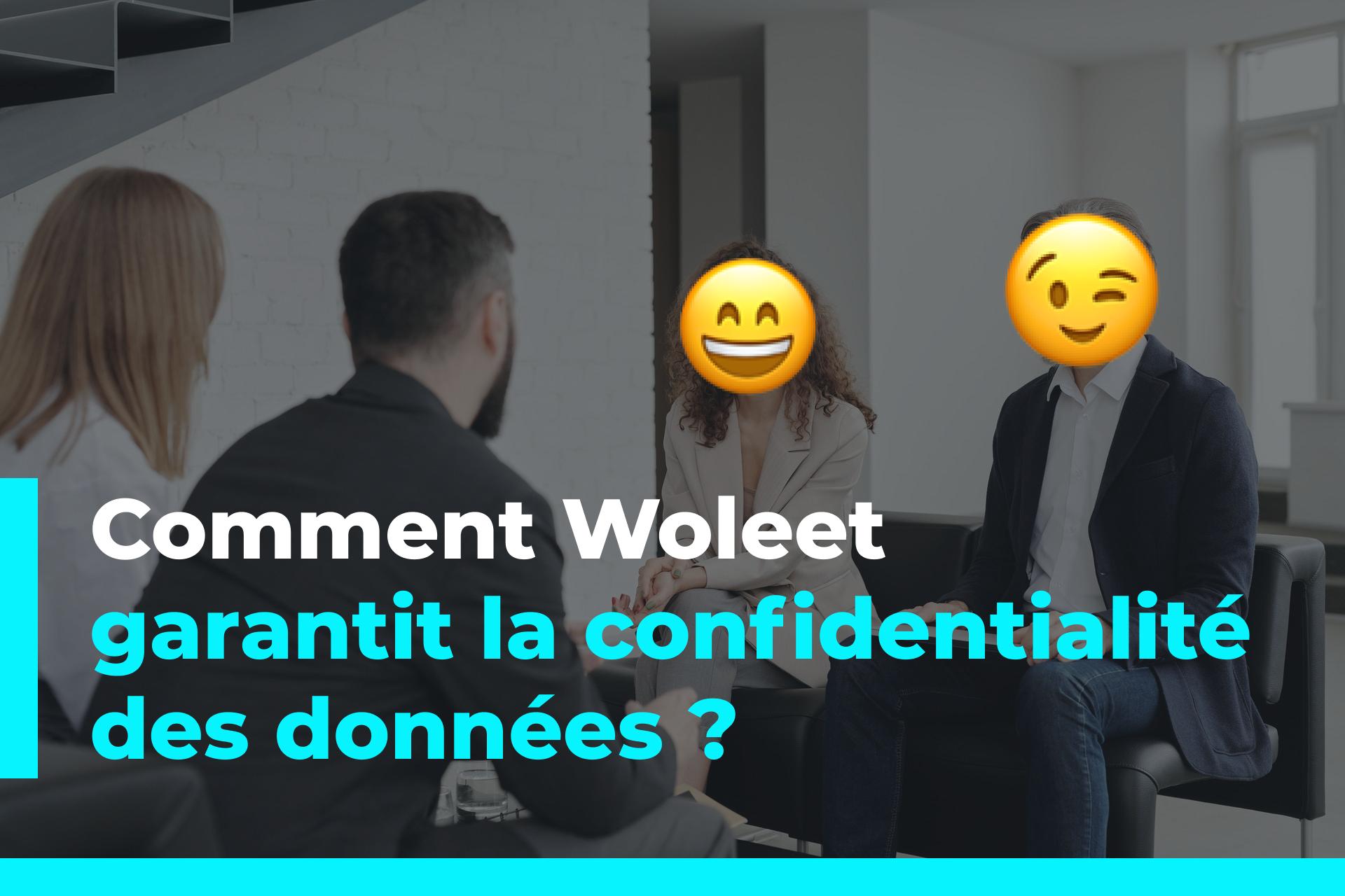 Comment Woleet garantit la confidentialité des données